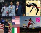 Salto de triplo masculino LDN 2012
