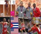 Atletismo Decathlon Londres 2012