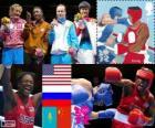 Boxe meio-pesado feminino LDN12