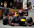 Vettel G.P Singapura 2012