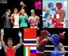 Boxe - 49kg masculino Londres 2012