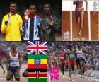 Atletismo 5.000m homens Londres 12