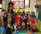Trajes de Halloween