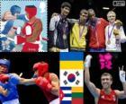 Boxe - 60kg masculino LDN12