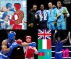 Boxe acima 91kg homens Londres2012