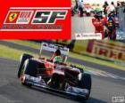 Felipe Massa - Ferrari - Grand Prix do Japão 2012, 2º classificado