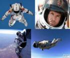 Felix Baumgartner salto da estratosfera