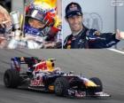 Mark Webber - Red Bull - Grand Prix da Coreia do Sul 2012, 2º classificado