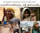 17 de outubro, dia internacional para a erradicação da pobreza