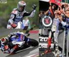 Jorge Lorenzo, campeão do mundo de 2012 de MotoGP