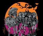 O Monster High na noite de Halloween