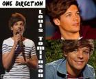 Louis Tomlinson, One Direction