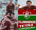 Fluminense Football Club campeão do Campeonato Brasileiro de 2012
