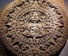Calendário místico asteca