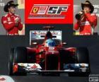 Fernando Alonso - Ferrari - Grande Prémio dos Estados Unidos 2012, 3º classificado
