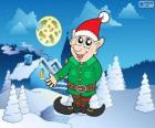 Elfo do Papai Noel