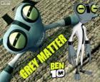 Massa Cizenta ou Grey Matter, Ben 10