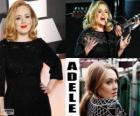 Adele, é uma cantora e compositora britânica