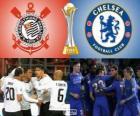 Corinthians - Chelsea. Final de Copa do Mundo de Clubes da FIFA 2012 Japão