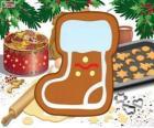 Biscoito da Bota do Papai Noel