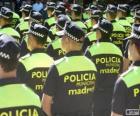 Polícia Municipal, madrid