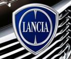 Logo da Lancia, marca italiana