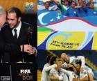Prémio Fair Play 2012 FIFA para da Associação de futebol do Uzbequistão
