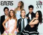 EME15, é uma banda pop mexicano-argentina