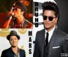 Bruno Mars é um cantor, compositor e produtor musical americano