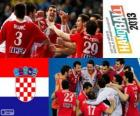 Croácia medalha de bronze do Mundial de Andebol 2013