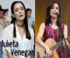 Julieta Venegas, é uma cantora mexicana
