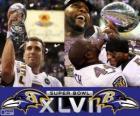 Baltimore Ravens Campeões Super Bowl 2013