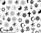 Símbolos de religiões