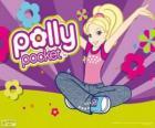 Polly sentado no chão