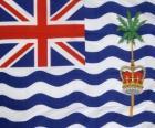 Bandeira do Território britânico do Oceano Índico