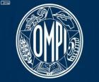 Antigo logo da OMPI, Organização Mundial da Propriedade Intelectual
