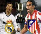 Final Copa do rei 2012-13, Real Madrid - Atlético de Madrid