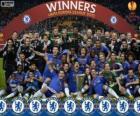 Chelsea FC, campeão UEFA Europa League 2012-2013