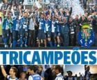 Porto, campeão da liga de futebol de Portugal 2012-2013, Primeira Liga, Primeira Divisão Nacional