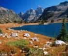 Verão nas montanhas