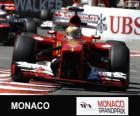 Fernando Alonso - Ferrari - Monte Carlo 2013