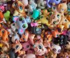 Animais de estimação da Littlest PetShop