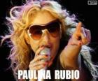Paulina Rubio cantor mexicano