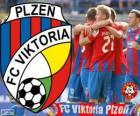 FC Viktoria Plzen, campeão da Gambrinus Liga 2012-2013