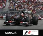 Nico Hülkenberg - Sauber - Circuito Gilles Villeneuve, Montreal, 2013