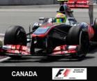 Sergio Perez - McLaren - Circuito Gilles Villeneuve, Montreal, 2013