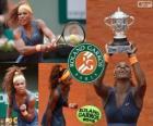 Serena Williams campeã de Roland Garros 2013