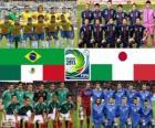 Grupo A, Copa das Confederações FIFA de 2013