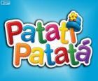 Logo do Patatí Patatá
