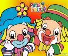 Patati e Patatá, os dois palhaços são grandes amigos